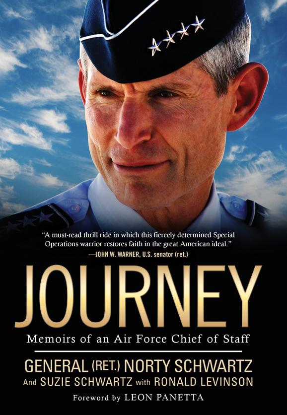 JOURNEY Norty Schwartz book cover